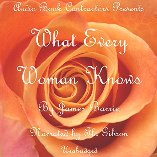 What Every Woman Knows cover art