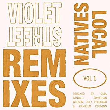 Violet Street (Remixes Vol. 1)