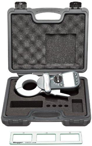 Megger DET14C Digital Clamp-On Ground Resistance Meter with Data Storage