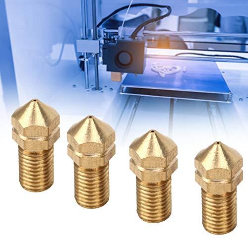 UM3 Nozzle 4 pcs Extruder Nozzle 3D Printer Nozzle for Ultimaker 3D Printer