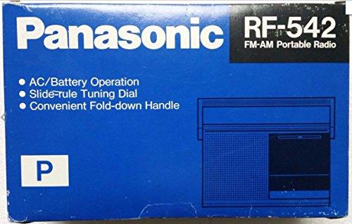 Panasonic AM/FM Portable Radio