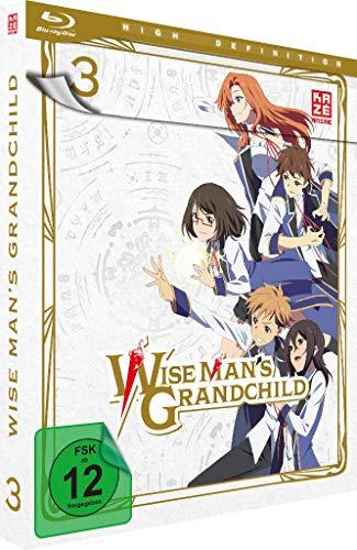 Wise Man's Grandchild - Blu-ray 3: Deutsch