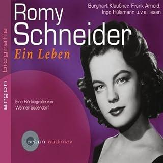 Romy Schneider. Eine Hörbiografie Titelbild
