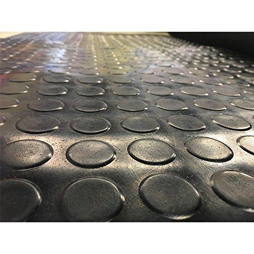 Suelo Goma Círculos 3 mm x 1,50 m Precio M Lineal