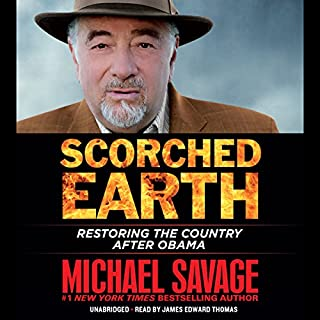 Scorched Earth audiobook cover art