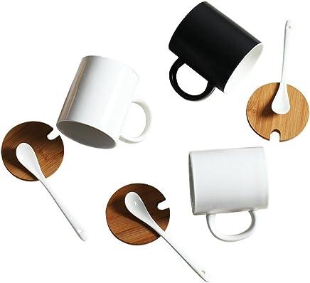 GAOLI Keramiktasse Keramiktasse Keramiktasse International Cup Universal Kaffee Frühstückstasse Milch Tasse Spalte Straight Cup B07CNX2WNY | Ausgezeichneter Wert  2e6dfa