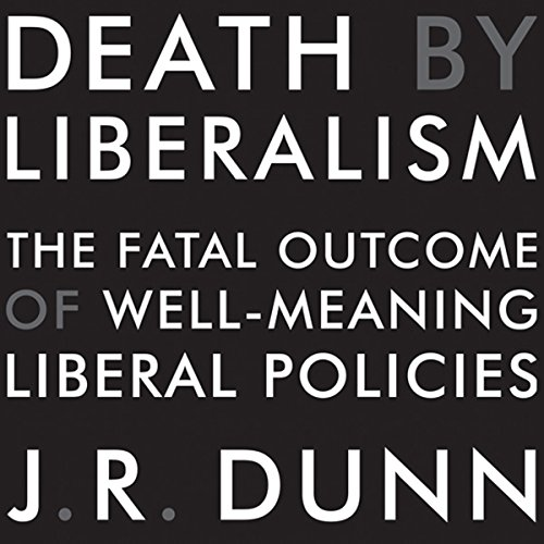 Death by Liberalism audiobook cover art