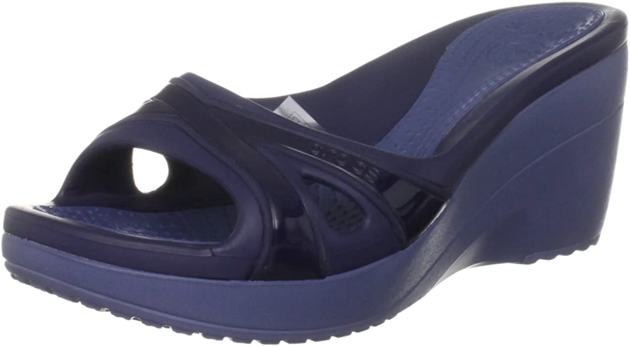 Crocs Women's Wedge Courier shipping free Jenee Special price for a limited time
