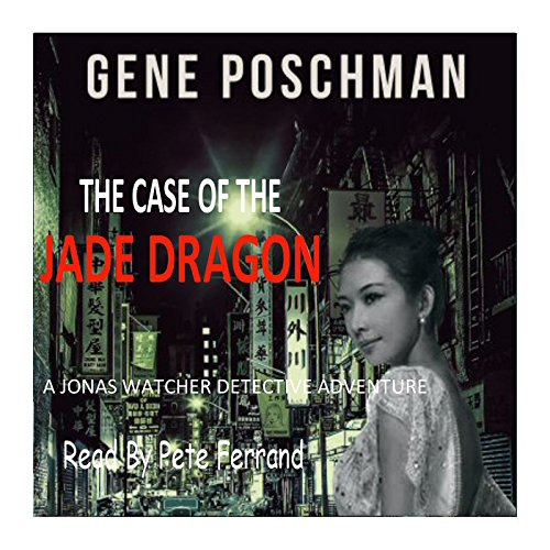The Case of the Jade Dragon audiobook cover art