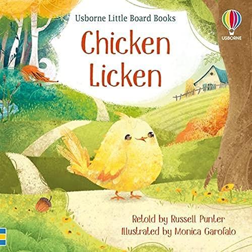 Chicken Licken (Little Board Books)