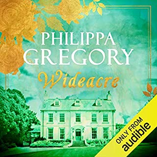 Wideacre audiobook cover art