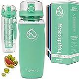 Hydracy Fruit Infuser Water Bottle...