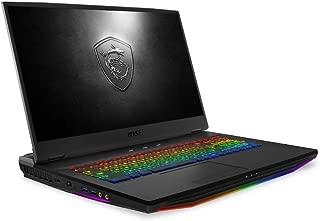 "MSI GT76 TITAN DT 9SG Gaming Laptop, Intel® Core™ i9-9900K , 17.3"" FHD IPS 240Hz, 512GB SSD + 1TB HDD, 32GB RAM, NVIDIA® GeForce RTX™ 2080, Win10 Home, Eng-Ara  KB, Black"