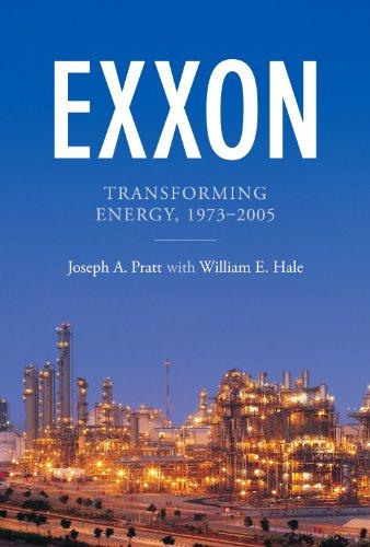 Exxon: Transforming Energy, 1973–2005