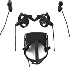 AMVR VR Wall Hook Stand Mount for Oculus Rift Headset and Touch and Sensor