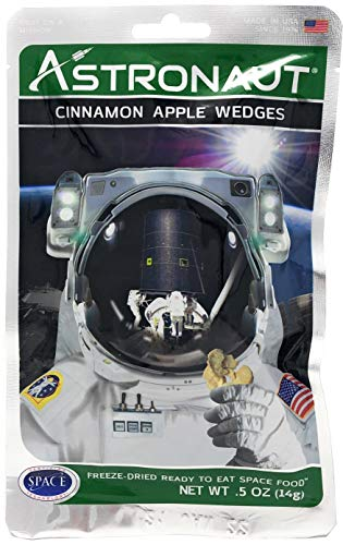 Astronaut Cinnamon Apple Wedges by American Outdoor Product
