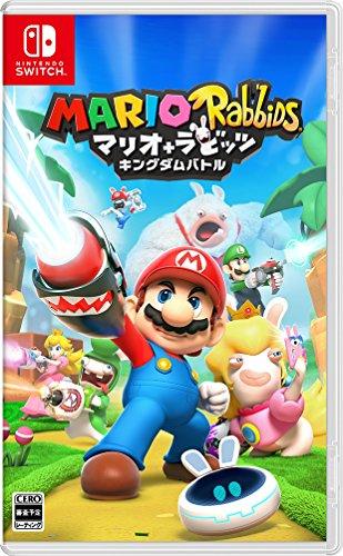 任天堂『マリオ+ラビッツキングダムバトル』