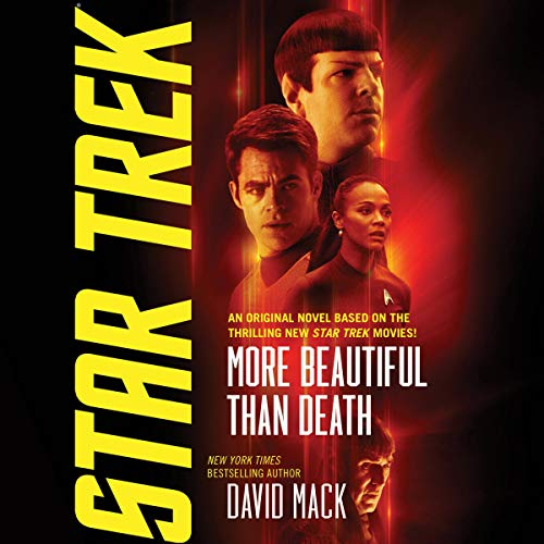 Star Trek: More Beautiful Than Death cover art