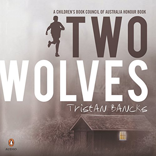 Two Wolves audiobook cover art