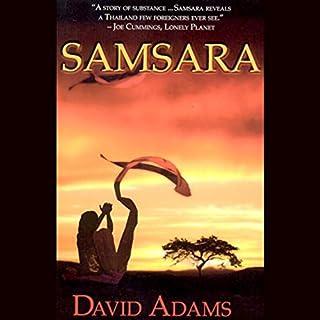 Samsara audiobook cover art