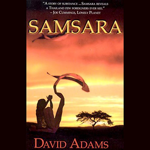 Samsara audiobook cover art