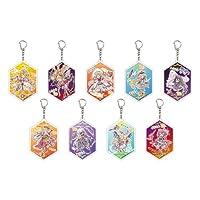 神姫PROJECT 02 (グラフアート) アクリルキーホルダー BOX