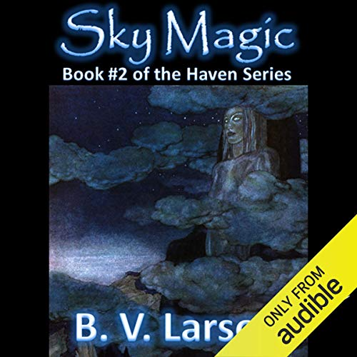 Sky Magic audiobook cover art