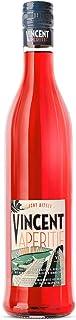 Schladerer Vincent Aperitif, fruchtiger Schwarzwälder Bitter-Aperitif, perfekt als Spritz oder mit Tonic 1 x 0.7 l