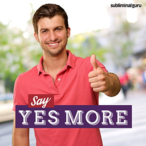 Say YES More cover art