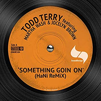 Somthing Going On (Hani Remix)