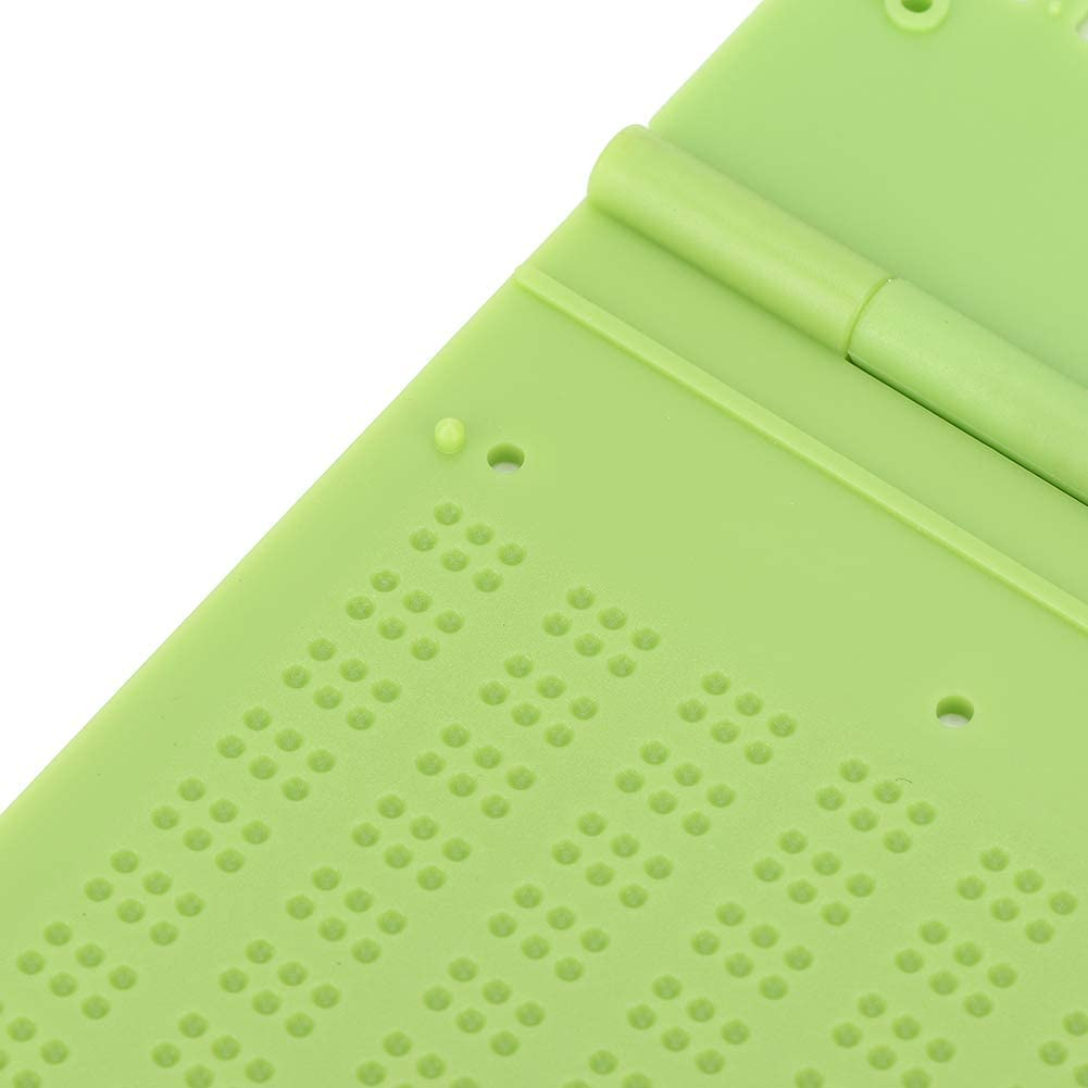 Braille Writing Long Super Latest item special price Time Use Exquis to Smooth Surface Easy