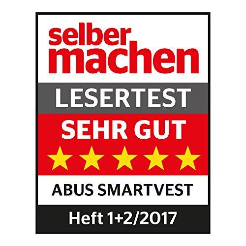 ABUS Funk-Bewegungsmelder Smartvest FUBW35000A | Weiss