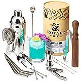 Best Bar Sets - Bar Set Cocktail Shaker Set for Drink Mixing Review