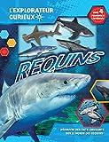 Phidal Requins L'Explorateur Curieux, Français, Multicolore