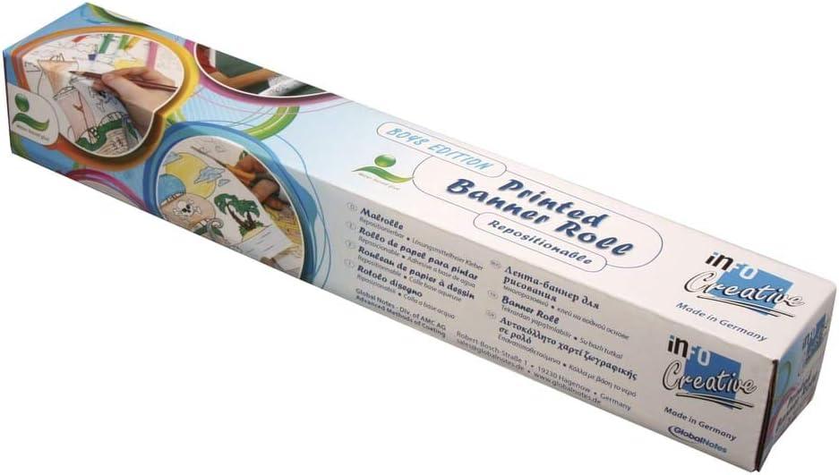 Rayher Rouleau De Coloriage Adhesif Fille 3 2 M Amazon Fr Cuisine Maison