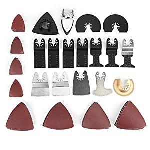 100Pcs Plunge Saw Blades High Precision Universal Multiherramienta Herramienta de corte oscilante Accesorios
