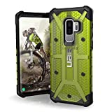 URBAN ARMOR GEAR Plasma Feather-Light Rugged Military Drop Tested Case for Samsung Galaxy S9 Plus - Citron