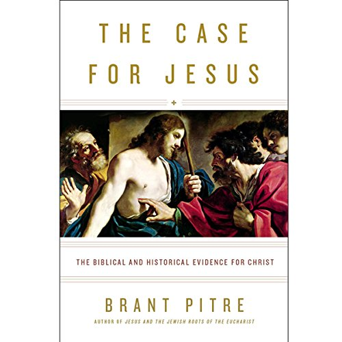 The Case for Jesus cover art