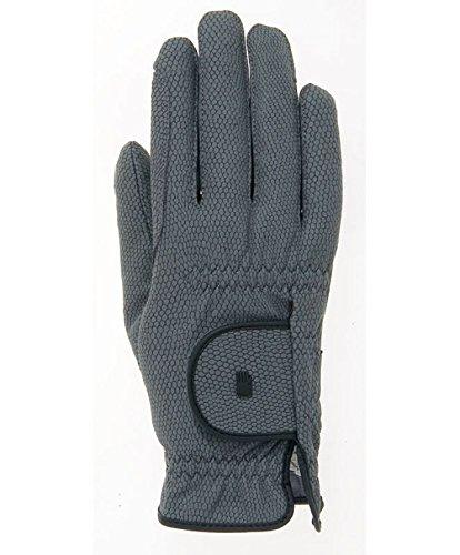 Roeckl Handschuh Light & Grip, Anthrazit, Größe:11.0