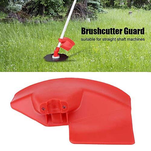 Lanmei - Cortador de plástico universal de larga duración para desbrozadora de jardín, para cortadora recta de 26/28 mm