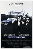 ArtPlaza AS10115 The Blues Brothers, Holz, Bunt, 60 x 1.8 x