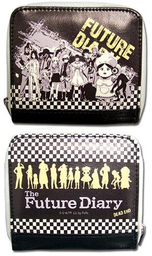 Portafoglio–future Diary–New Diary Holders anime Licensed GE61897