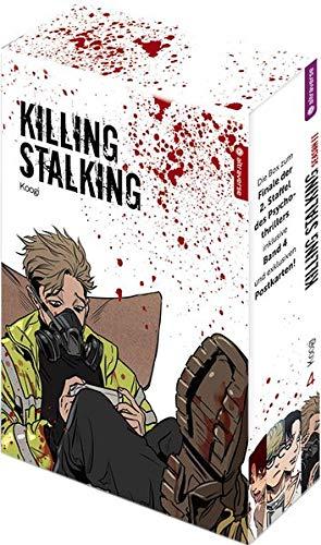 Killing Stalking Season II 04 mit Box und exklusivem Druck