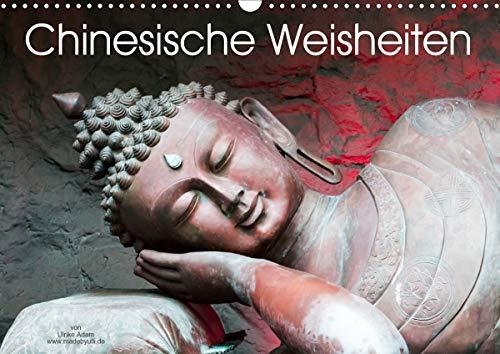 Chinesische Weisheiten (Wandkalender 2021 DIN A3 quer)