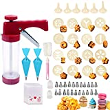 Best Cookie Presses - Cookie Press 150PCS Cookie Press Gun with 16 Review