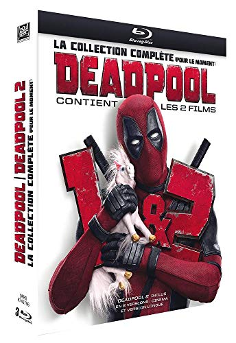 Deadpool + Deadpool 2 [Blu-ray]