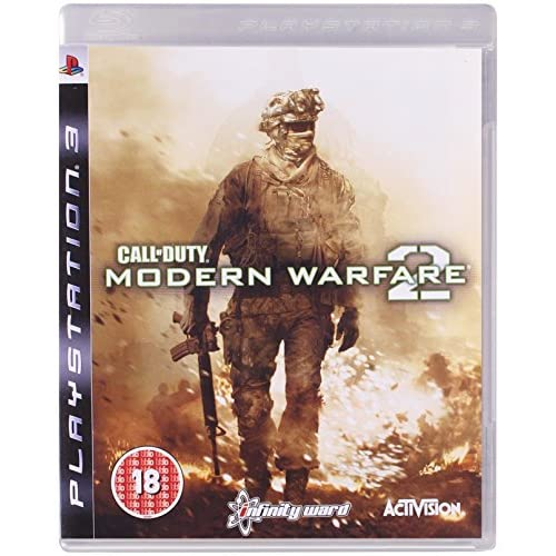 Activision Call of Duty: Modern Warfare 2, PS3 PlayStation 3 Inglese videogioco