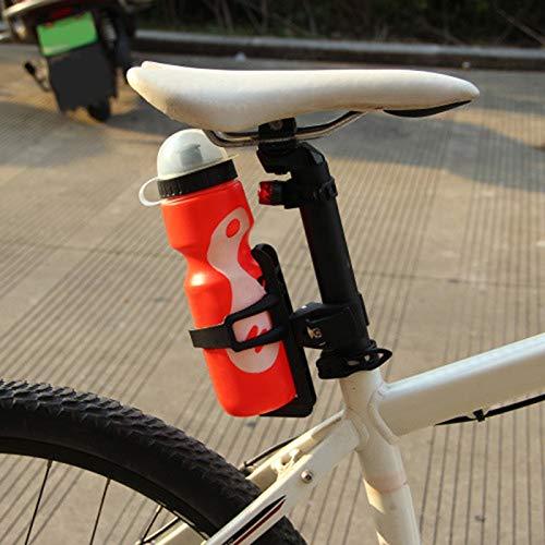 XXFFD Titular de la Copa de la Bicicleta de la Bici Soporte for Botella de Bebida de café duraderos Botellas de Agua de Clip del Soporte del Montaje de Bicicletas de Carretera portabebida