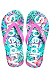 Superdry Aop Flip Flop Chanclas Mujer, Multicolor (Shadow Leaves I2w), 38/39 EU (M UK)