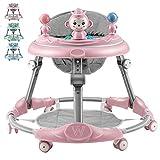 Olz AndadoresparaBebes - Andador Plegable para niños pequeños con 6...